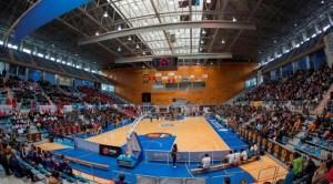 Campeonato de España de baloncesto infantil y cadete.