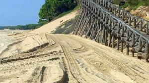 Acopio arena playa Nuevo Portil (3)