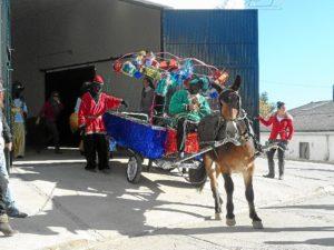 Cabalgata Reyes Puerto Moral (2)