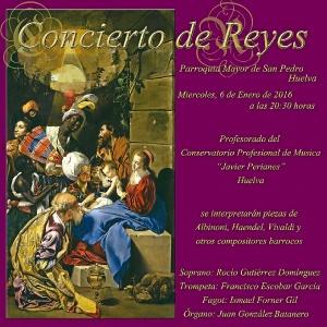 Concierto Reyes