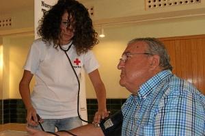 Cruz Roja Huelva mayores
