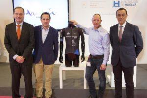 Presentación de la IV Huelva Extrema en Fitur.