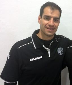Javi Ollero, ex-jugador del PAN Moguer.