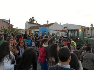 Reyes Cabalgata 2