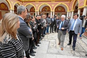 Visita Huelva vicepresidente de la Junta (2)