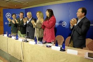 junta directiva del PP huelva 2016-187