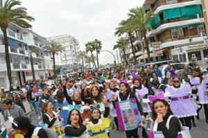 Cabalgata infantil Carnaval Punta 2016 (1)