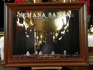 Cartel Semana Santa 2016 de Valverde  (1)