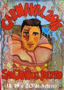 Cartel del Carnaval Sa n Juan 2016