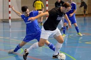 Campeonato de Europa de sordos de fútbol sala.