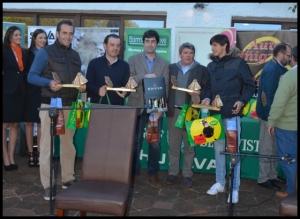 Torneo benéfico Tauro golf en Bellavista.