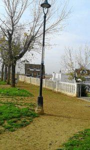 Farolas parque de la Esperanza Huelva (1)