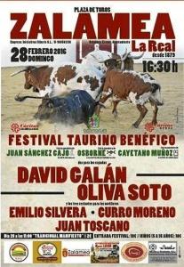 Festival Taurino 28 de febrero Zalamea