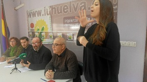 IU con interpretes de lengua de signos Canal Sur
