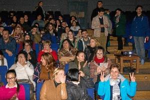 apoyo maria isabel gala pre eurovision en el teatro cardenio f (3 de 6) (1)