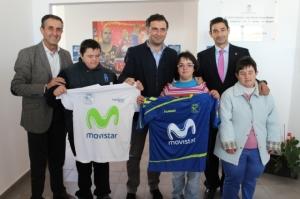 Club Inter Movistar en Moguer.