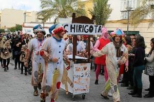 desfile carnaval la palma del condado  9123prensa