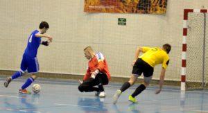 CD Sordos Huelva de fútbol sala.