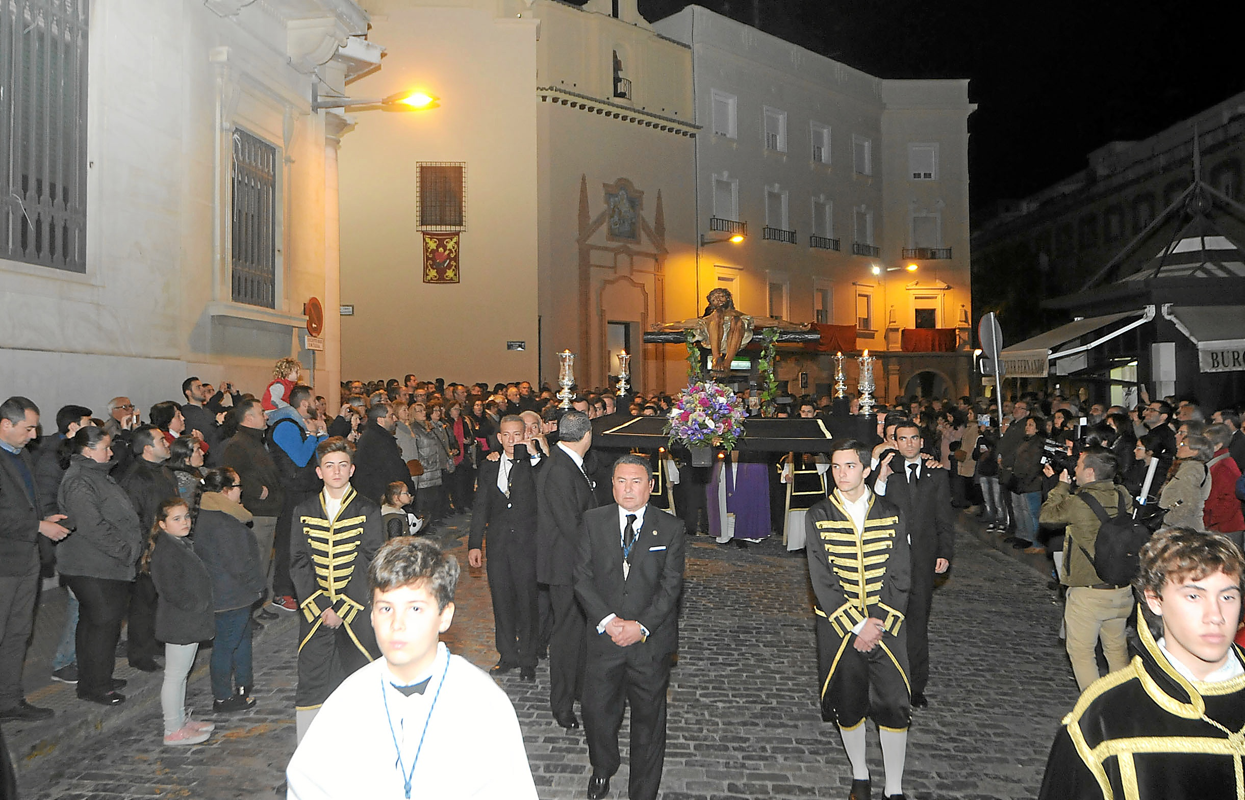 Viacrucis Huelva