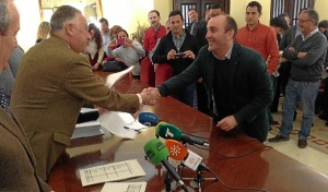 20160317 Entrega PROFEA alcaldes