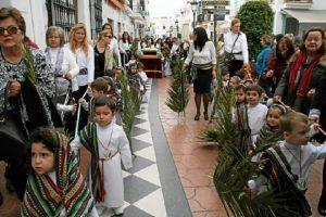Borriquita infantil Cartaya (2)