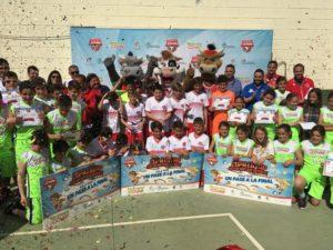 Ganadores de la IV Copa Covap de Huelva.