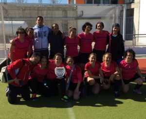 Club Hockey de Ayamonte.
