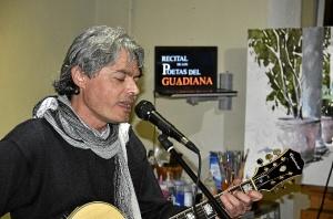 Jose Manuel Reyes y sus creaciones.