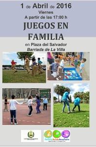 Juegos en Familia Ayamonte