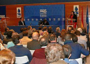 Laura Pichardo Romero, primera mujer en presidir la Mancomunidad de Servicios (1)