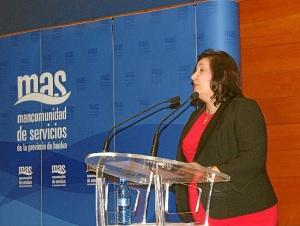 Laura Pichardo Romero, primera mujer en presidir la Mancomunidad de Servicios (2)