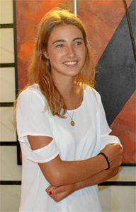 Marta Rodríguez.