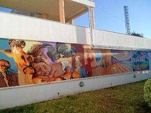 Murales residencia mayores Ayamonte (1)