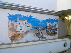 Murales residencia mayores Ayamonte (2)