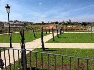 Parque antiguo cementerio 2