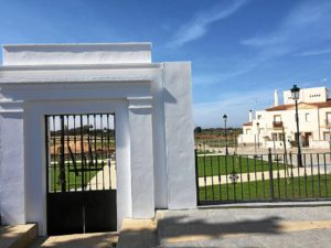 Parque antiguo cementerio 3