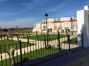 Parque antiguo cementerio