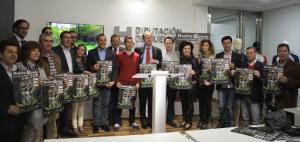 Presentación de la IV Huelva Extrema.