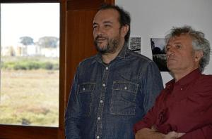 Rafa perez y Eladio Orta