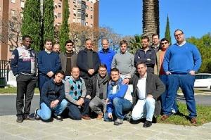 Seminaristas Huelva