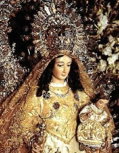 Virgen de la Luna Escacena
