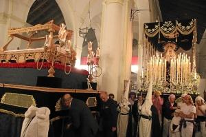 Yacente y Virgen Dolores San Juan del Puerto (1)
