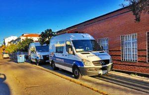 aparcamiento centro salud valverde del camino 3517