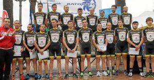 cadetes del Bicicletas Valdayo  (1)