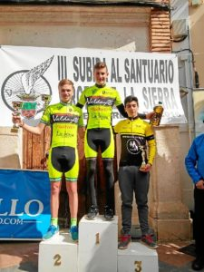 cadetes del Bicicletas Valdayo  (2)