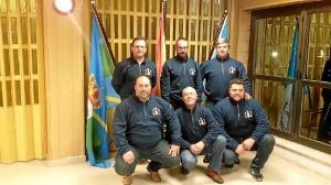 equipo pesca CDNPU