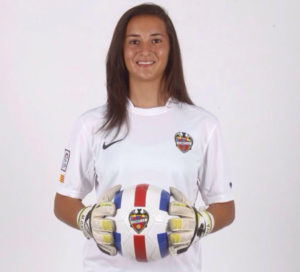 Marta Gayá, nueva portera del Fundación Cajasol Sporting.