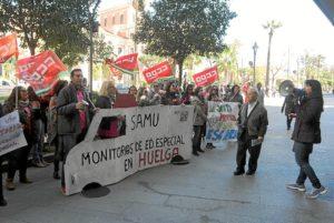 protestas Monitores001