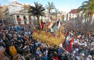 salida borriquita huelva domingo de ramos 2016 (4)