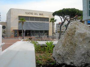 teatro del mar.
